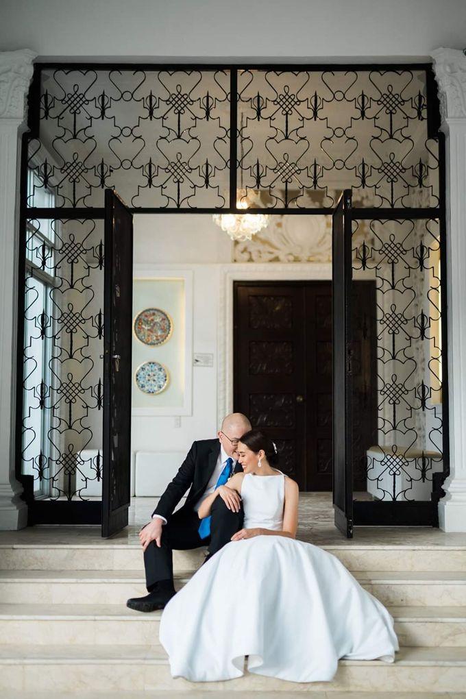 Gavin & Kathy Wedding by Bride Idea - 014