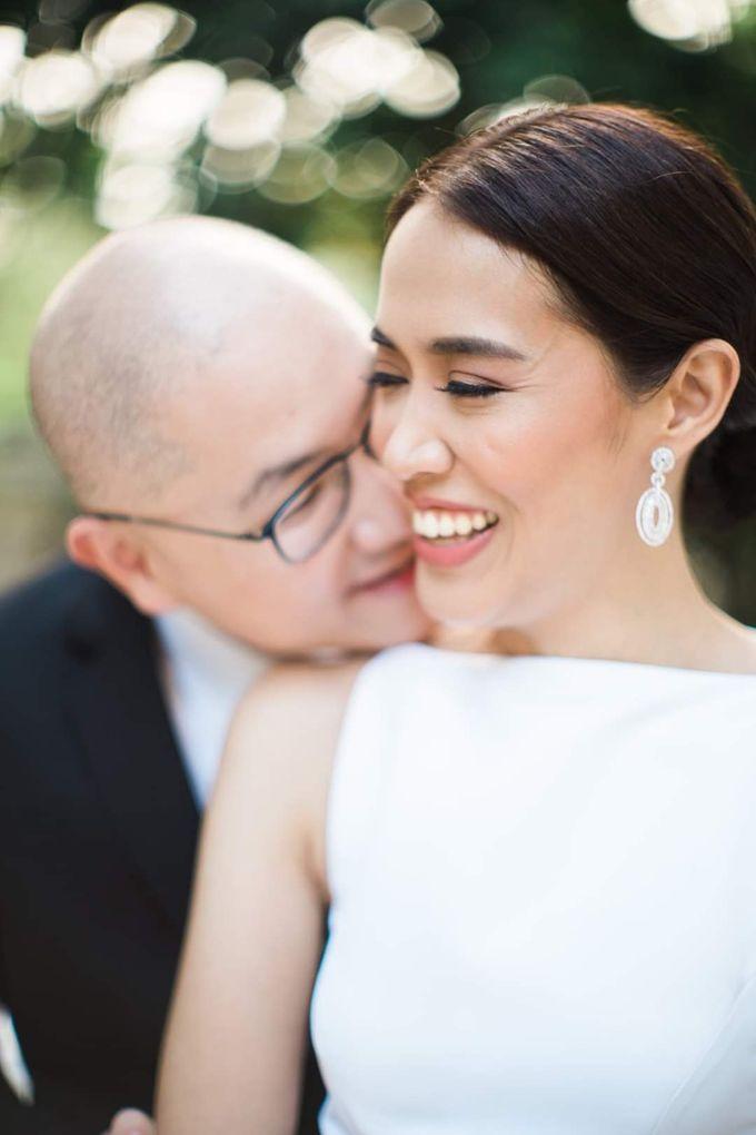 Gavin & Kathy Wedding by Bride Idea - 016