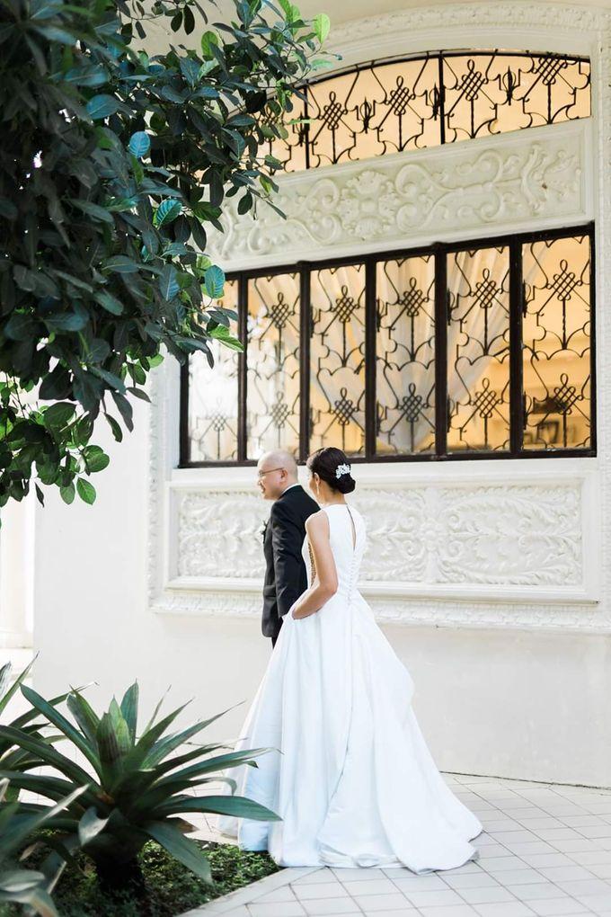 Gavin & Kathy Wedding by Bride Idea - 022