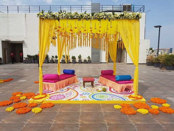 Engagement ITC Kohinoor by SS Events decorators - 003