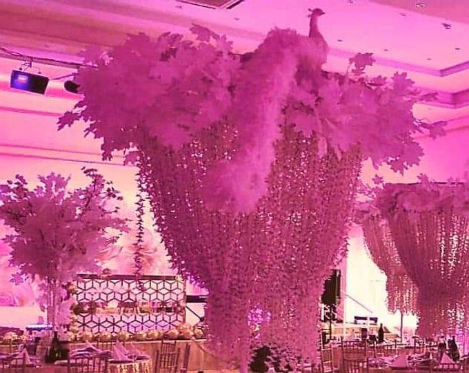 Royal Garden Wedding Design by 7 Sky Event Agency - 002