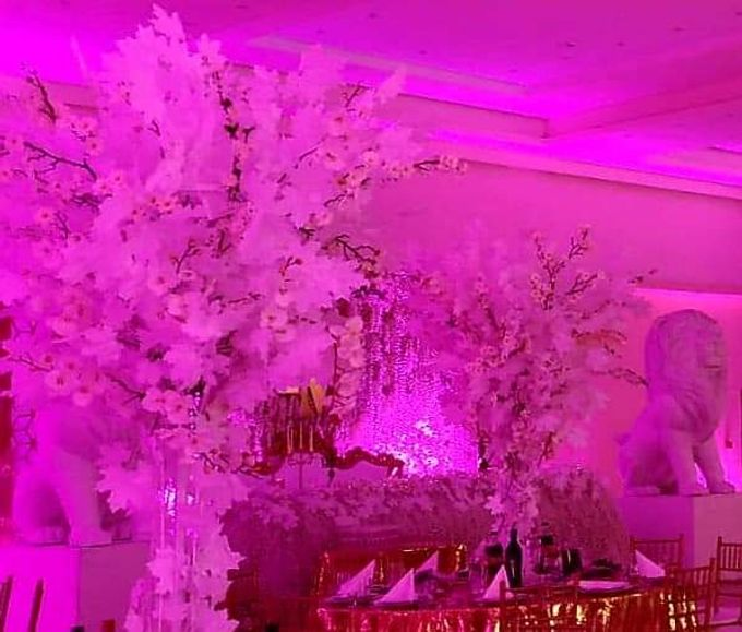 Royal Garden Wedding Design by 7 Sky Event Agency - 001