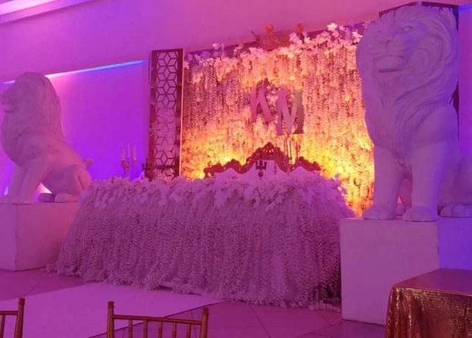 Royal Garden Wedding Design by 7 Sky Event Agency - 003