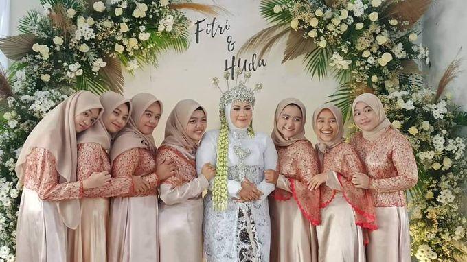 Wedding Fitri Dan Huda by ARL Decoration - 005