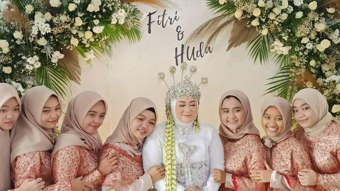 Wedding Fitri Dan Huda by ARL Decoration - 004