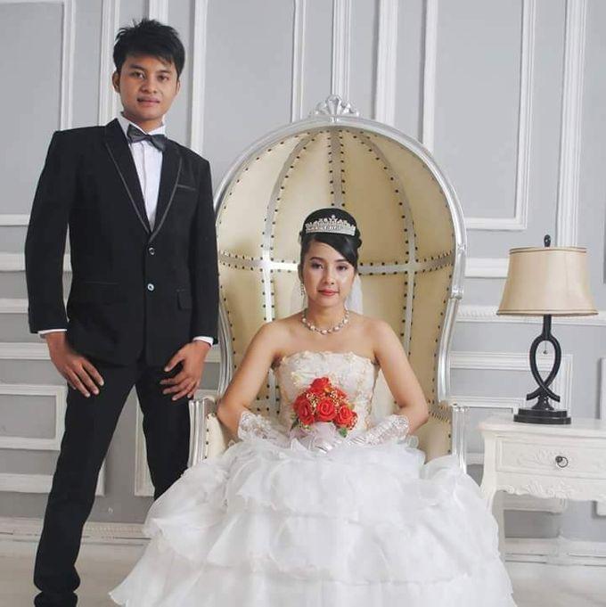 Prewedding Indoor Studio by AMEY CHAN SALON BRIDAL - 005