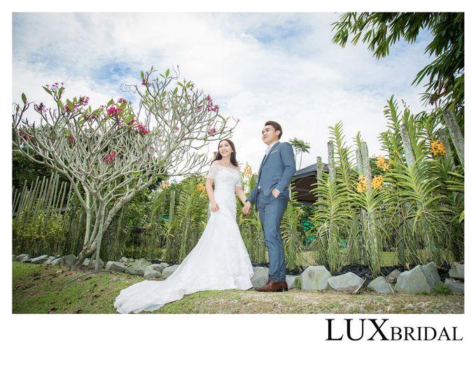 Alexander & Michualla by Lux Bridal Sdn Bhd - 003