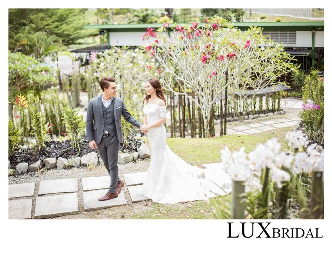 Alexander & Michualla by Lux Bridal Sdn Bhd - 004
