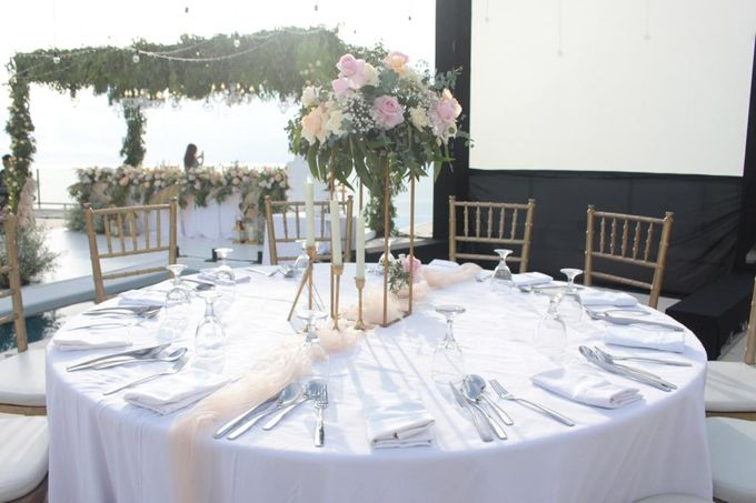 The Wedding of  Jimmy & Michele by Dua Insan Decoration - 008