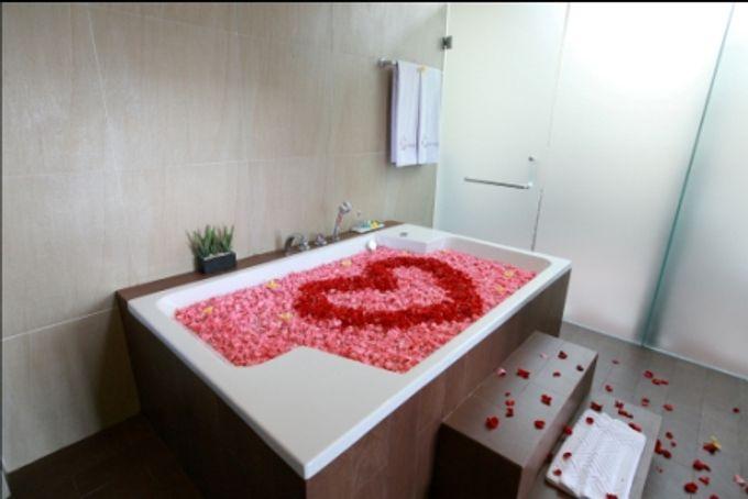 Honeymoon Villa by Flamingo Dewata Chapel and Villas - 011