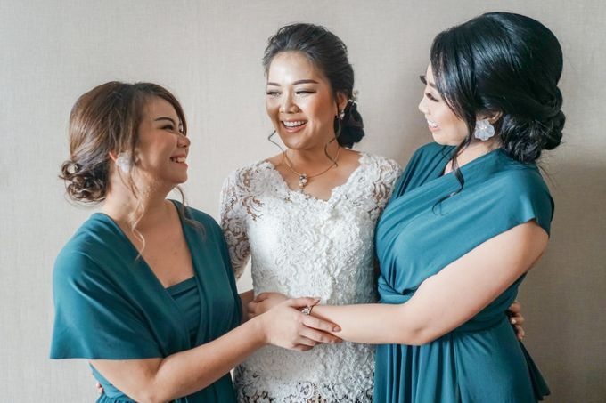 Wedding Of Adi & Pricilia by Ohana Enterprise - 028