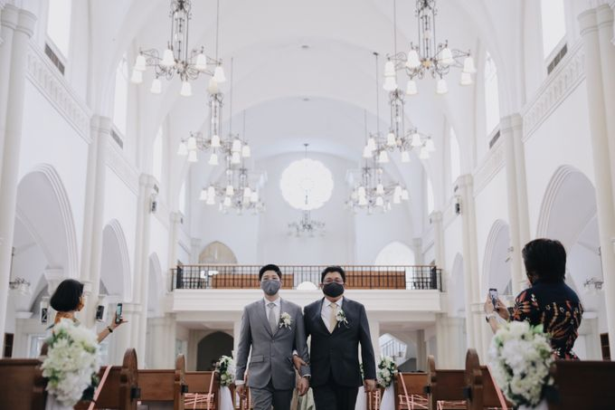 The Wedding of Alvin & Febriyana by Lavene Pictures - 015