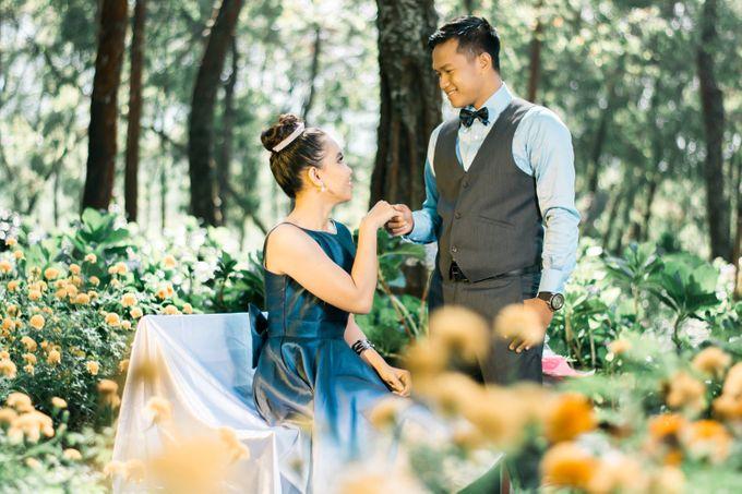 Prewedding Eky & Seli by Chidory - 001