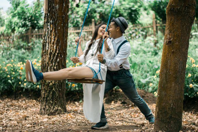 Prewedding Eky & Seli by Chidory - 002