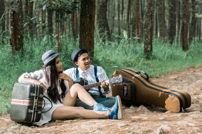 Prewedding Eky & Seli by Chidory - 004