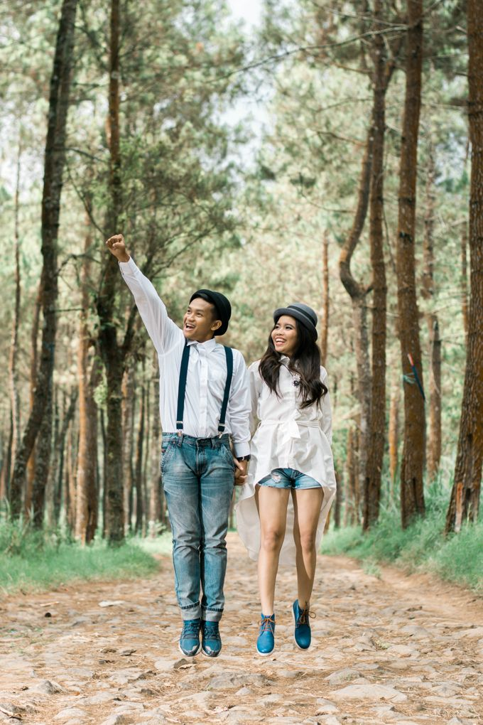 Prewedding Eky & Seli by Chidory - 005