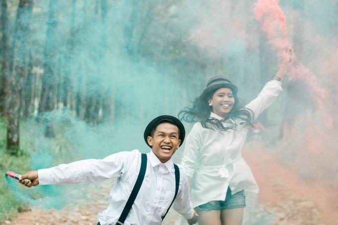 Prewedding Eky & Seli by Chidory - 007