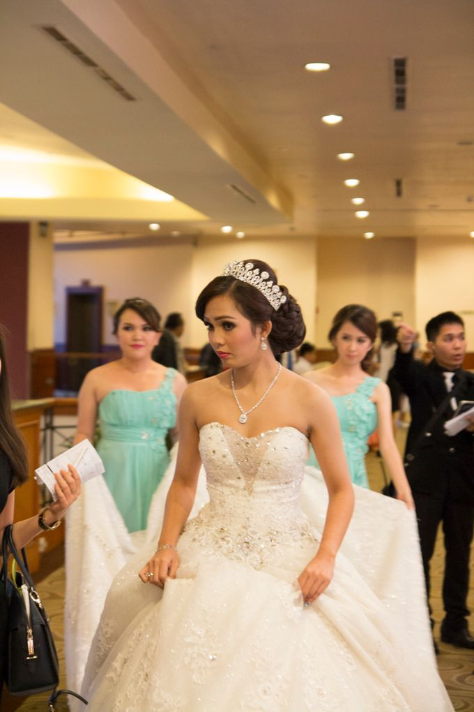 Wedding Robert & Vega by Red Hat Organizer - 017