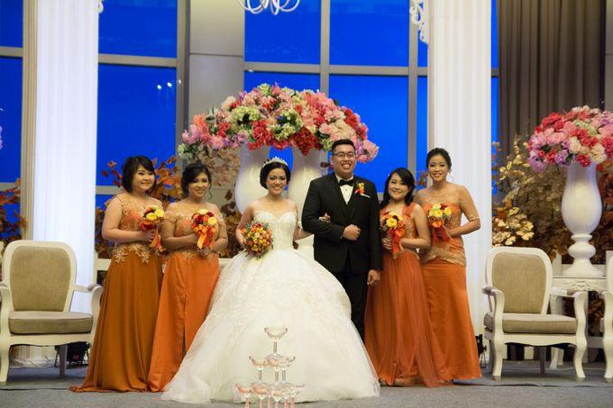 Wedding Andrianto & Melisa by Red Hat Organizer - 010