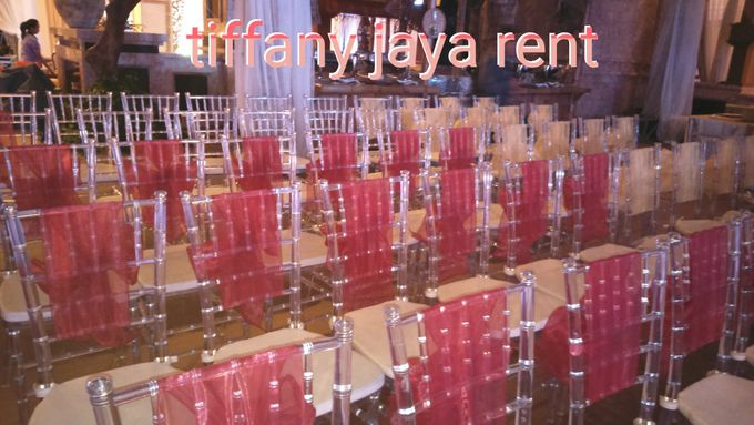 Tiffany Putih Kayu by TIFFANY JAYA RENT-KURSI TIFFANY - 013