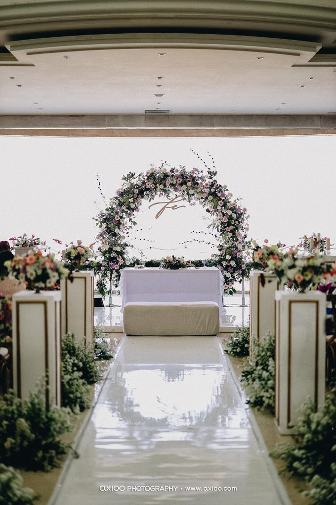 Bali Atmosphere - WEDDING DECOR of Firman & Cheryl by Elior Design - 003