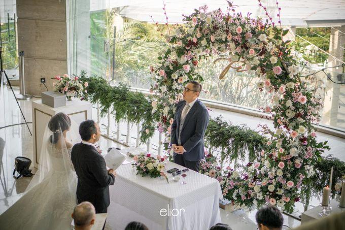 Bali Atmosphere - WEDDING DECOR of Firman & Cheryl by Elior Design - 014