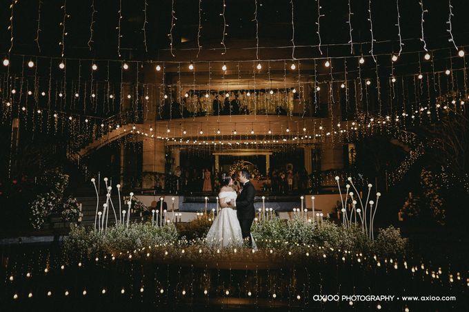 Bali Atmosphere - WEDDING DECOR of Firman & Cheryl by Elior Design - 006