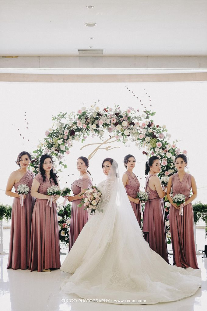 Bali Atmosphere - WEDDING DECOR of Firman & Cheryl by Elior Design - 001