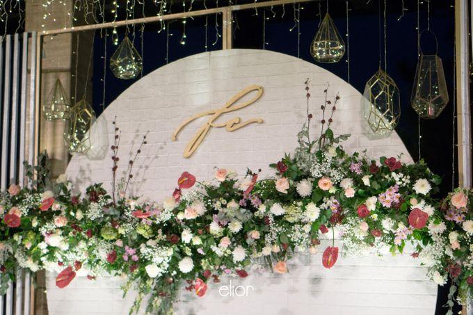 Bali Atmosphere - WEDDING DECOR of Firman & Cheryl by Elior Design - 021