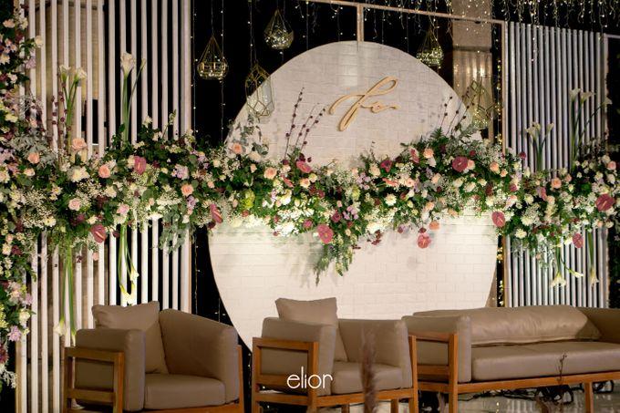 Bali Atmosphere - WEDDING DECOR of Firman & Cheryl by Elior Design - 022