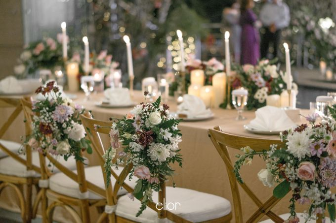 Bali Atmosphere - WEDDING DECOR of Firman & Cheryl by Elior Design - 026