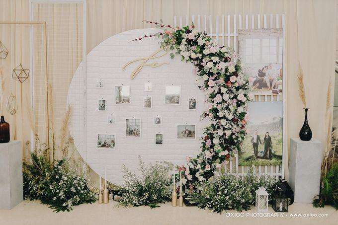 Bali Atmosphere - WEDDING DECOR of Firman & Cheryl by Elior Design - 004