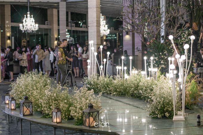 Bali Atmosphere - WEDDING DECOR of Firman & Cheryl by Elior Design - 027