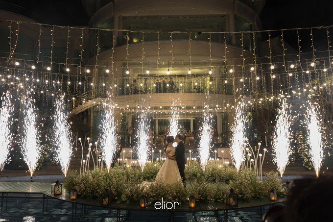 Bali Atmosphere - WEDDING DECOR of Firman & Cheryl by Elior Design - 030
