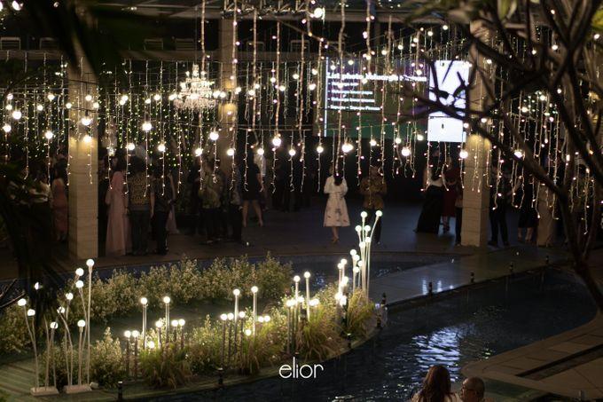 Bali Atmosphere - WEDDING DECOR of Firman & Cheryl by Elior Design - 031