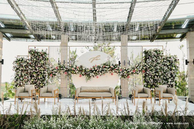 Bali Atmosphere - WEDDING DECOR of Firman & Cheryl by Elior Design - 005