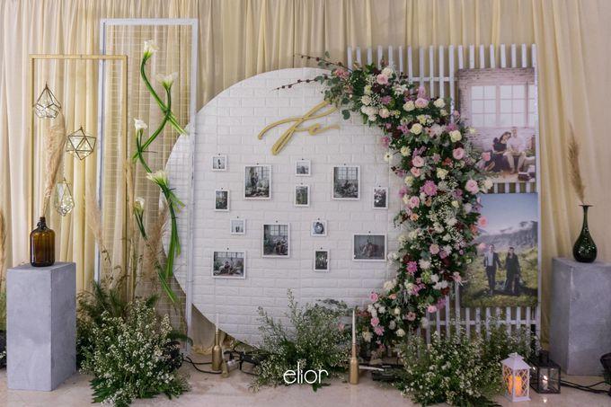 Bali Atmosphere - WEDDING DECOR of Firman & Cheryl by Elior Design - 034