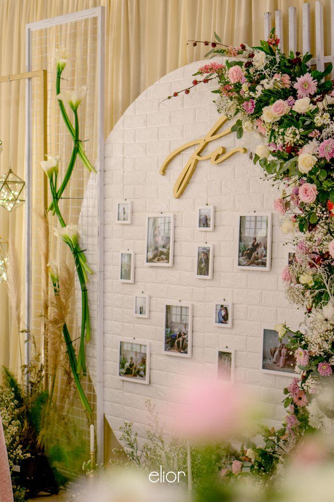 Bali Atmosphere - WEDDING DECOR of Firman & Cheryl by Elior Design - 035