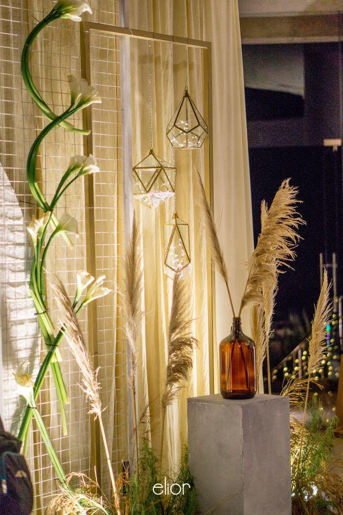 Bali Atmosphere - WEDDING DECOR of Firman & Cheryl by Elior Design - 037