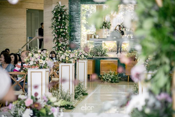 Bali Atmosphere - WEDDING DECOR of Firman & Cheryl by Elior Design - 010