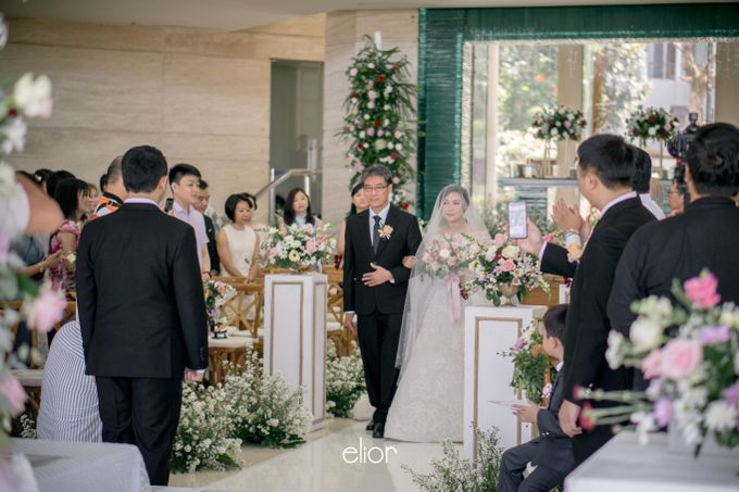 Bali Atmosphere - WEDDING DECOR of Firman & Cheryl by Elior Design - 011