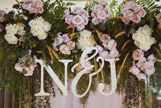N & J by La Bloom Florist - 010