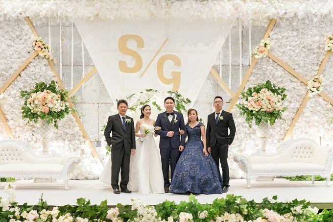 Wedding Of Sastra & Gracia (Green) by Ohana Enterprise - 041
