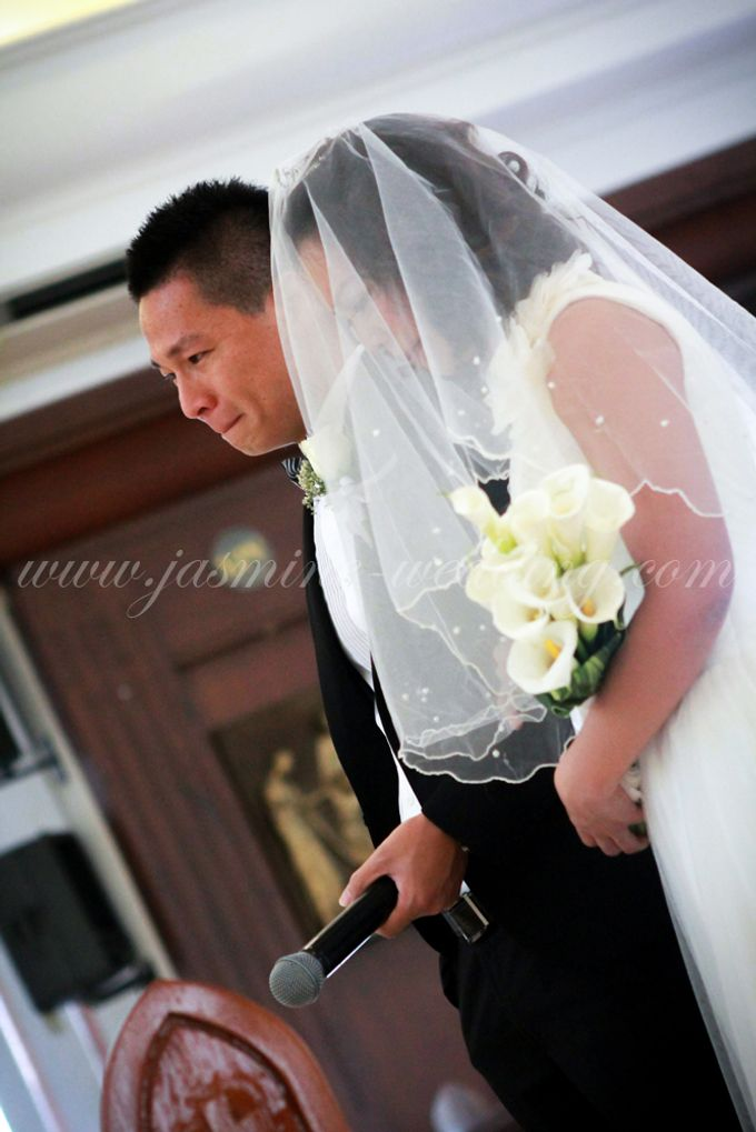 Wedding Blessing Ceremony Part II by Jasmine Wedding Bali - 002
