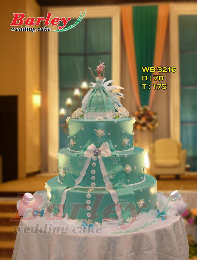 3 Tiers by Barley Cakes - 007
