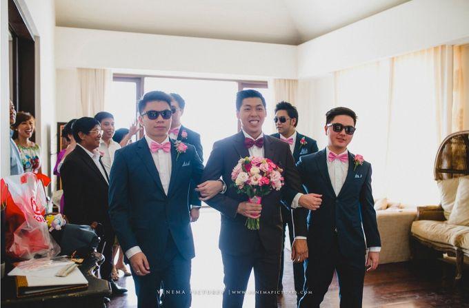 Mr. Erick & Mrs. Decy wedding by Brillington & Brothers - 003