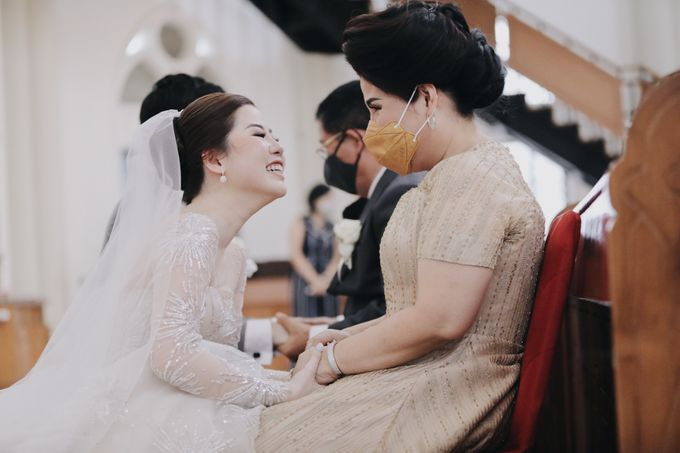 The Wedding of Alvin & Febriyana by Lavene Pictures - 020