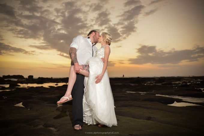 Tori & Sam | Bali Wedding by AT Photography Bali - 012