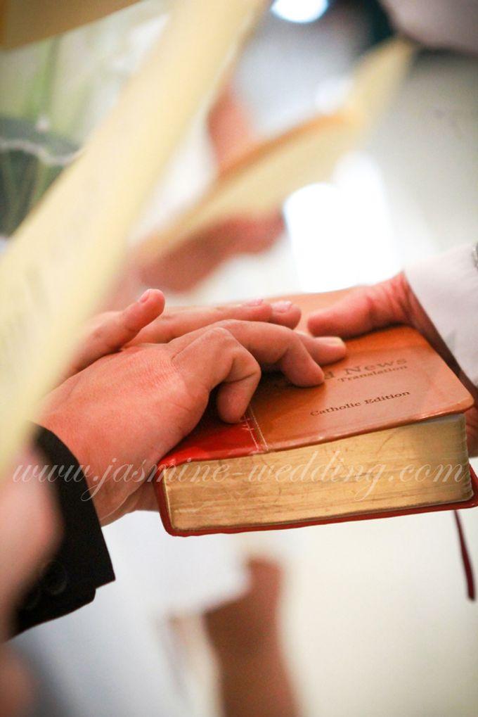 Wedding Blessing Ceremony Part III by Jasmine Wedding Bali - 005