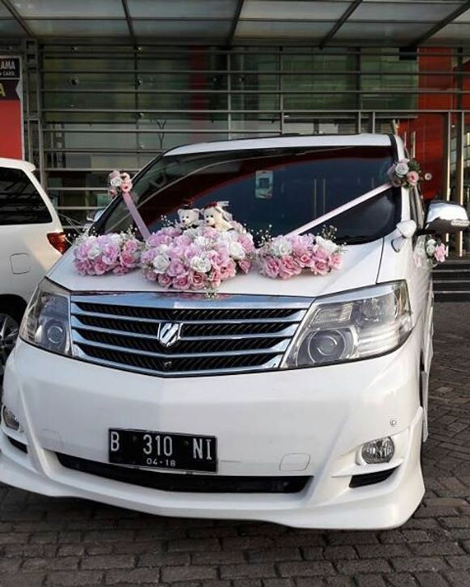 Wedding Car BK Rent Car by BKRENTCAR - 005